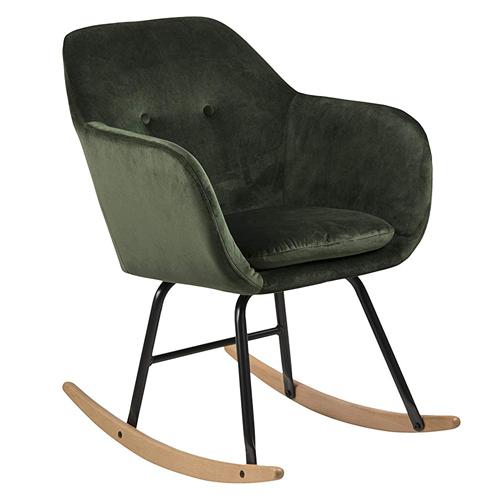 AC Design Furniture Schaukelstuhl Wendy