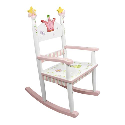 Kinder-Schaukelstuhl Prinzessin