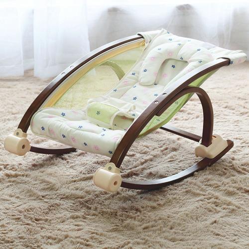 ZJM-Deckchairs Baby-Schaukelstuhl